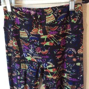 LuLaRoe Pants - Bugs Life Lularoe Skinny One Size Soft Leggings